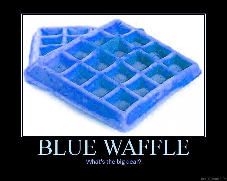 Purple Waffle Disease