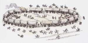 frontier-wagon-circle
