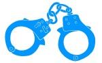 blue cuffs