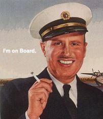 I'm on board
