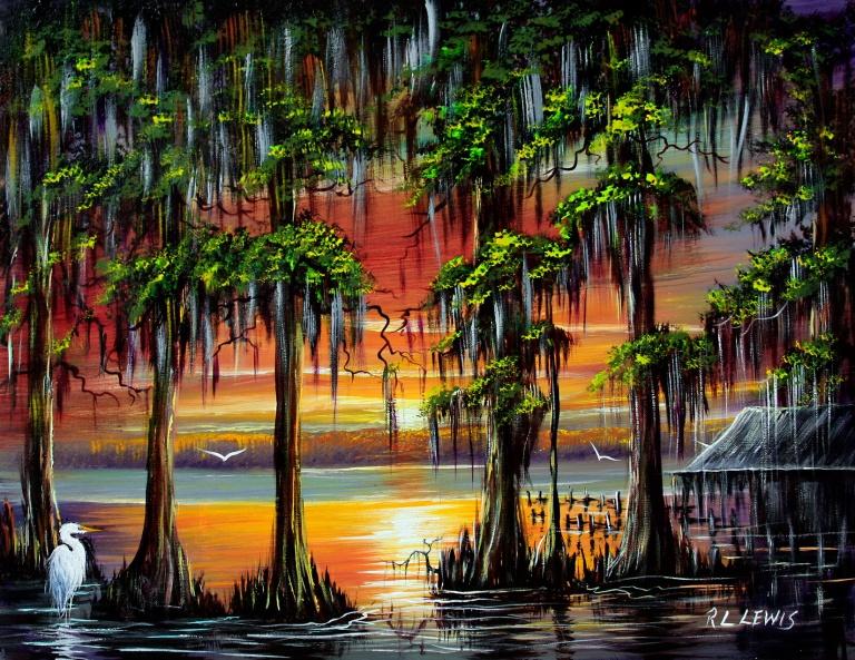 Highwaymen_art_Windemere_Swamp