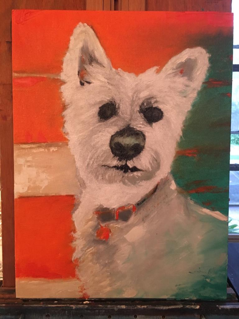 Doggie Progress meyer